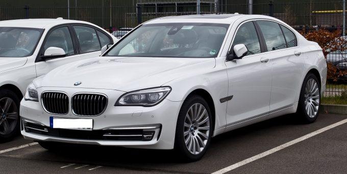 BMW F01 (Seria 7) recenzja