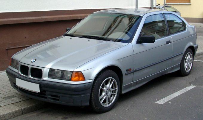BMW e36 recenzja