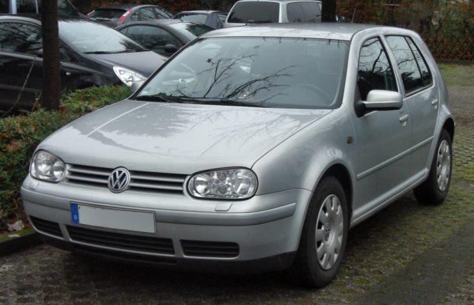 VW Golf - recenzja