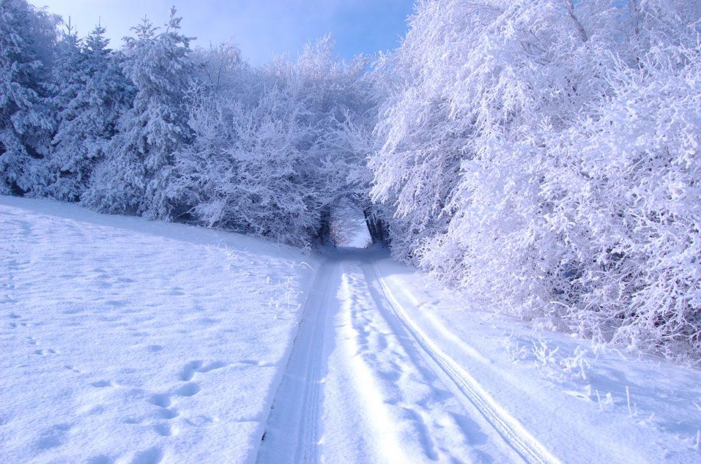 5 aut na zimę