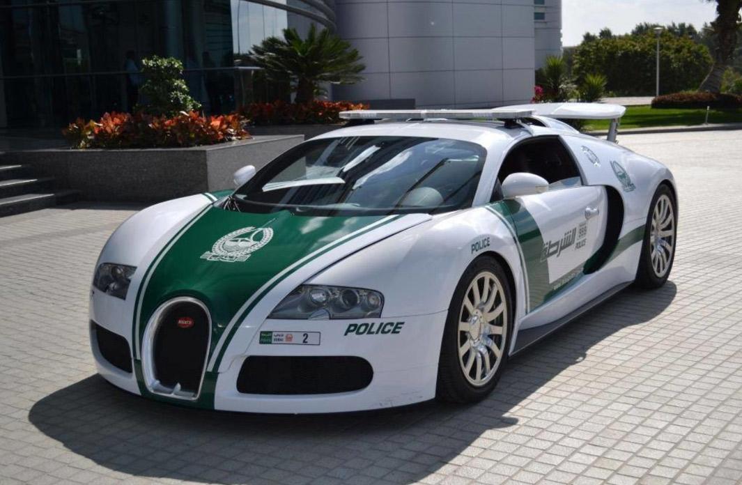 9 najdroższych samochodów policyjnych na świecie