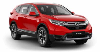 Honda CRV – hybrydowa Honda